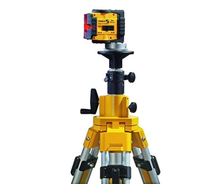 Нивелир лазерный - построитель плоскостей LAX 200 Stabila 17282