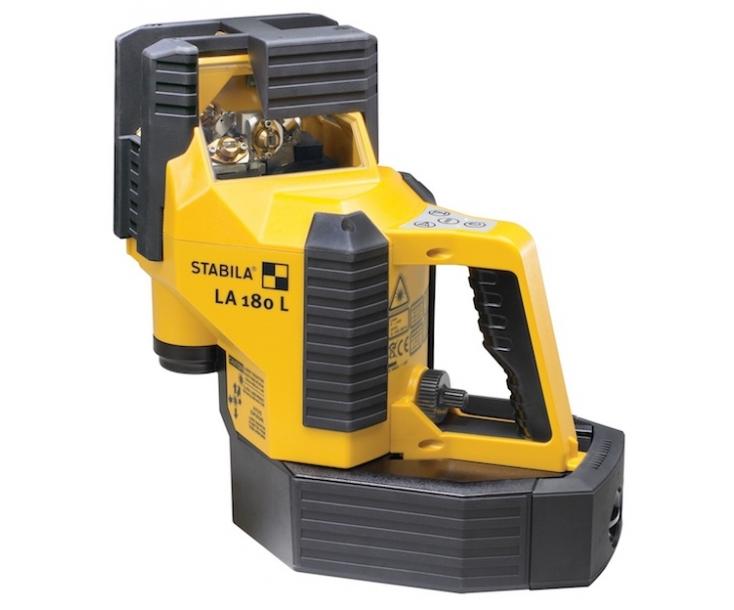 Мультилинейный лазерный прибор LA 180 L Stabila 18044