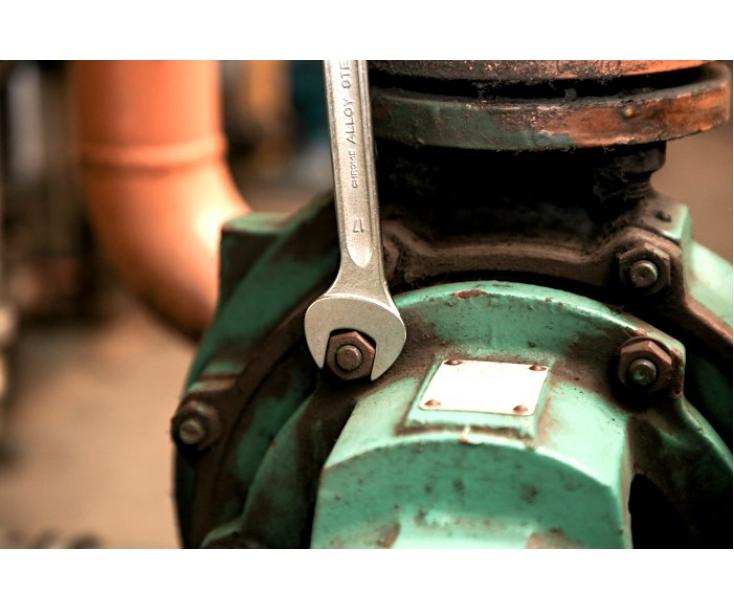 Ключ гаечный двусторонний рожковый Motor 10 18х19 мм Stahlwille 40031819