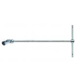 Отвертка-торцовый ключ Т-образная шарнирная 4328 HEX Nut 16х477,5 мм Stahlwille 43280016