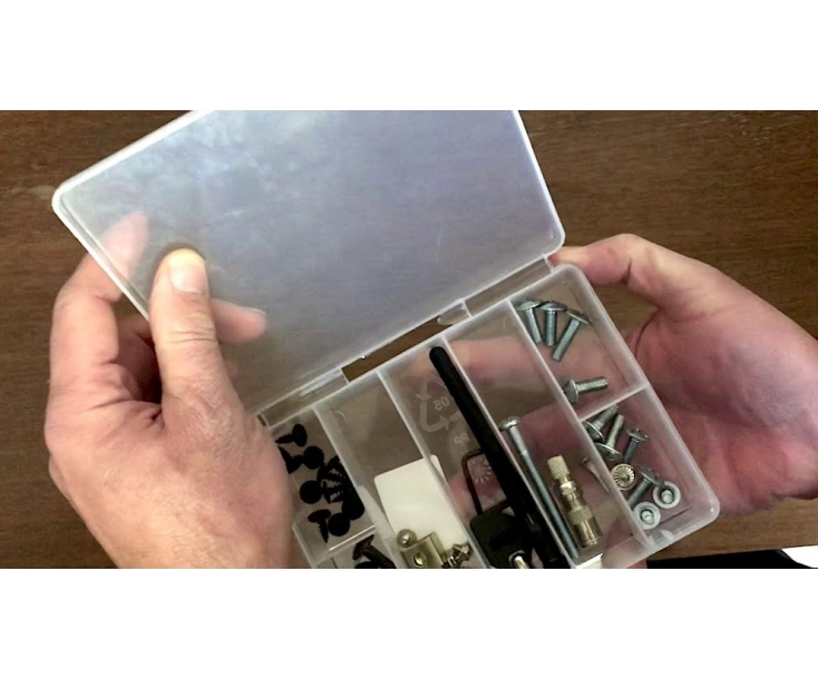 Органайзер пластиковый 23-1 160х122х30 мм Tаyg 004001