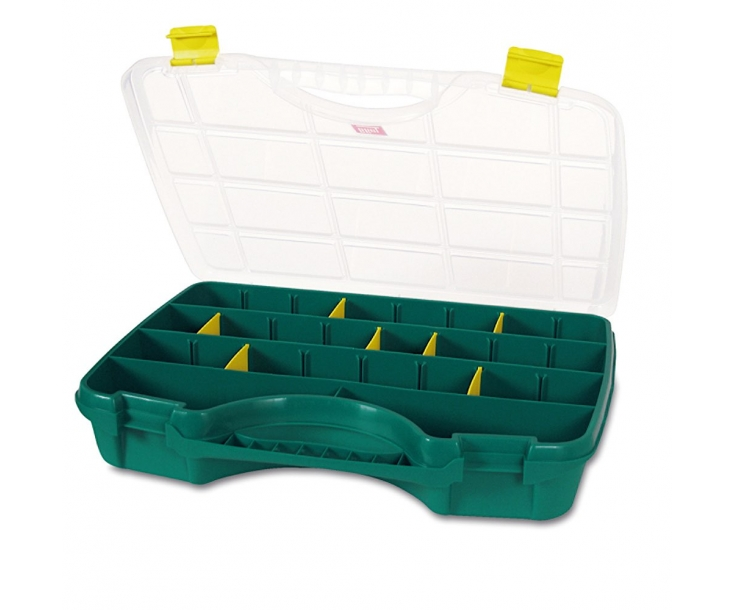 Органайзер пластиковый 24-26 460х350х81 мм Tаyg 024009