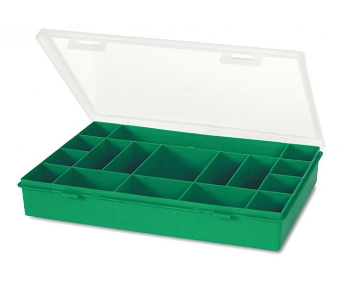 Органайзер пластиковый 13-17 330х247х54 мм Tаyg 071102