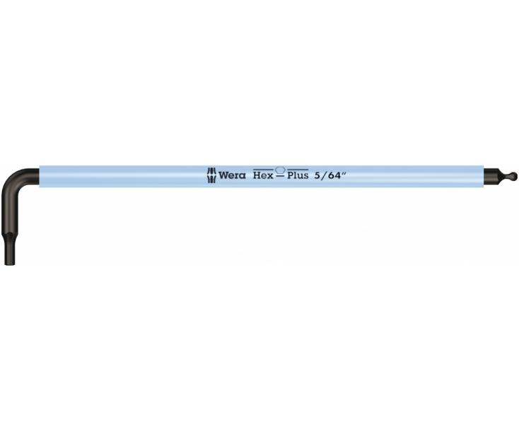 950 SPKL Г-образный ключ, дюймовый Multicolour, BlackLaser Wera WE-022630