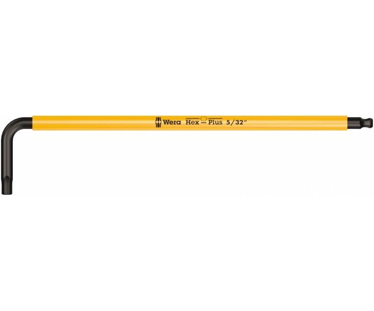950 SPKL Г-образный ключ, дюймовый Multicolour, BlackLaser Wera WE-022633