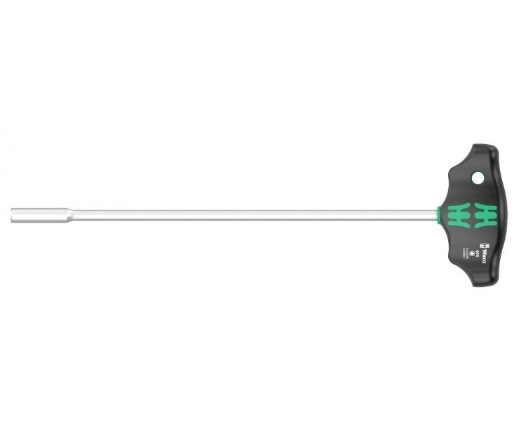 Отвертка-гаечный ключ Wera 495 WE-023384 7 х 230 поперечная ручка