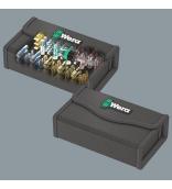 Bit-Safe 61 BiTorsion 1 Набор насадок SL PH PZ TX HEX-Plus и держатель Wera WE-057441 61 пр.