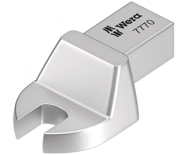 Насадка-рожковый ключ 11 мм Wera 7770 1/4  WE-078604