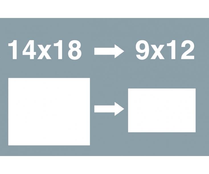 Насадка-переходник 14x18 мм для сменных инструментов Wera 7779/2 WE-078667