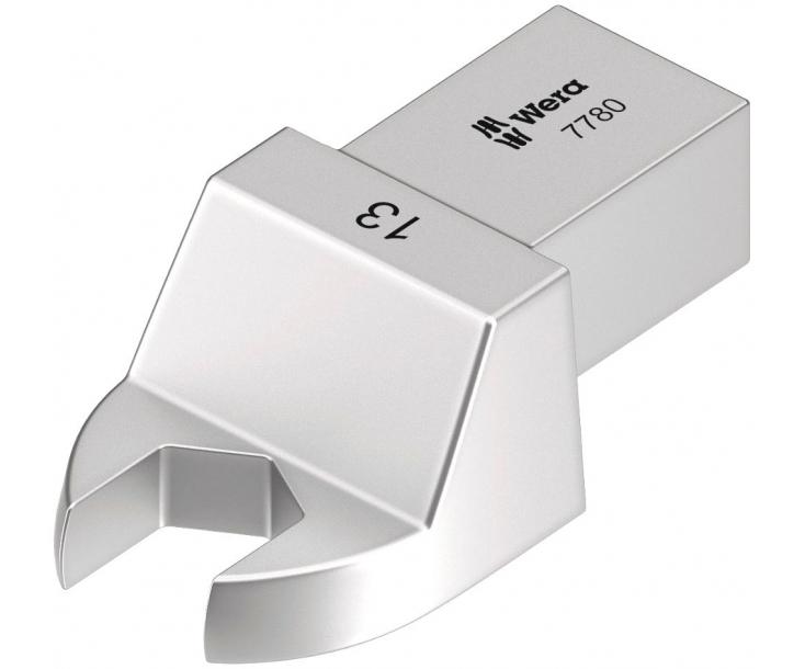 Насадка-рожковый ключ 18 мм 14х18 мм Wera 7780 WE-078675