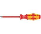 Отвертка Phillips Wera Kraftform 162 i PH VDE WE-006156 PH 3 х 150 изолированная крестовая