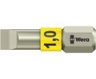 Насадка Wera 3800/1 TS WE-071002 шлицевая 1.2 х 6.5 х 25 нержавеющая сталь