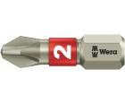 3851/1 TS крестовая насадка, нержавеющая сталь PH1 Wera WE-071010