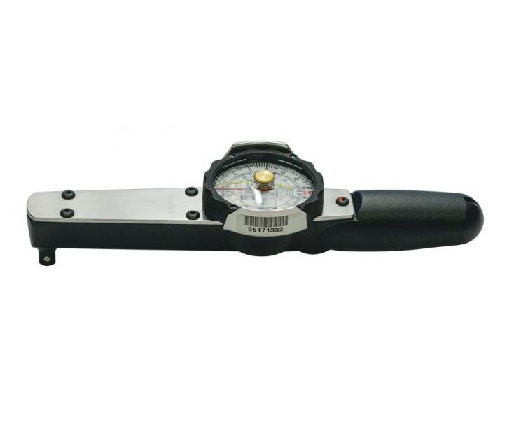 Циферблатный динамометрический ключ Wera 7113B DS 0-70 Nm с вспомогательной стрелкой cерия 7100 A-B WE-077002