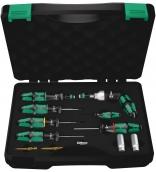 7443/12 Монтажный набор для системы контроля давления в шинах Wera WE-074746