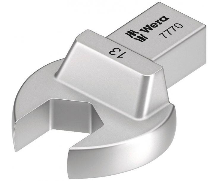 Насадка-рожковый ключ 14 мм Wera 7770 1/4  WE-078607