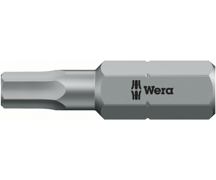840/1 Z Насадка для болтов с внутренним шестигранником 1,5 х 25 Wera WE-056303