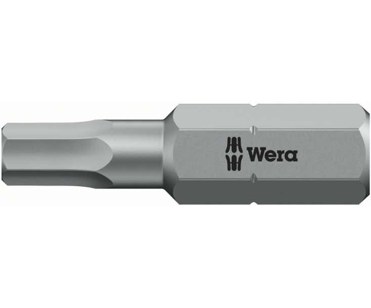 840/1 Z Hex-Plus BO Насадка для винтов с внутренним шестигранником 5,0 х 25 Wera WE-056345