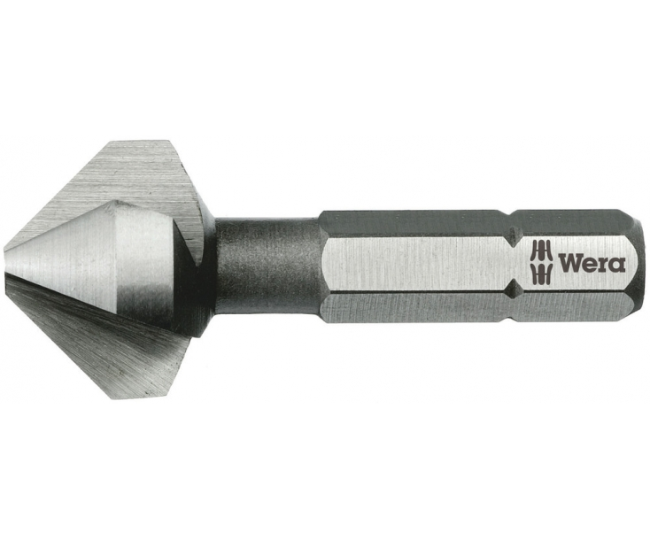 846 Насадки - конические зенкеры с 3 канавками Wera WE-104633