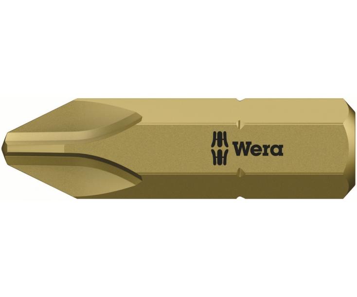 851/1 AH крестовая насадка PH 3 х 25 Wera WE-380157