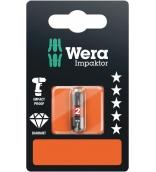 851/1 IMP DC SB Impaktor крестовая насадка PH 3 х 25 Wera WE-073917
