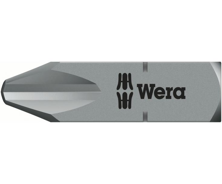 851/25 H крестовая насадка PH 3 х 29 Wera WE-380382