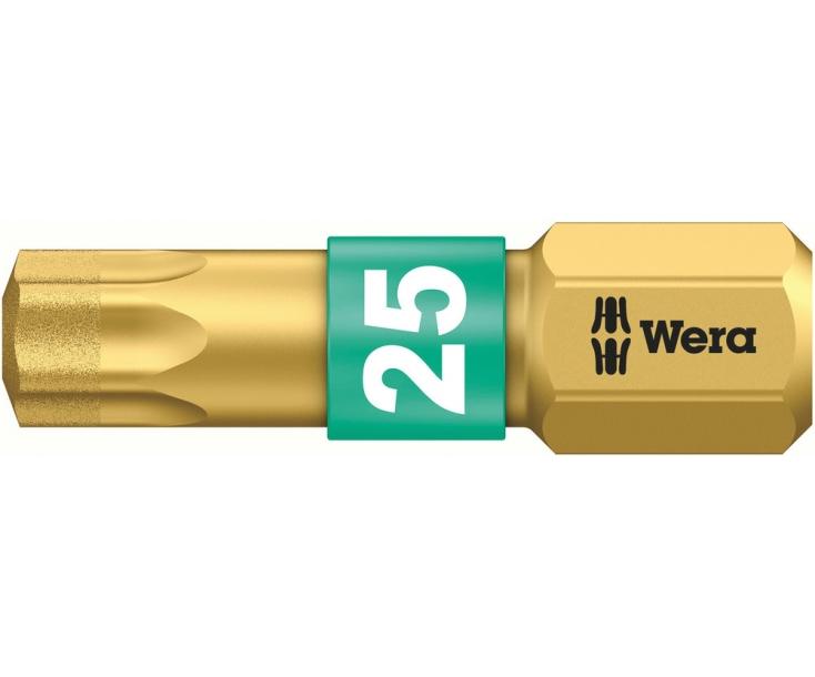 867/1 BDC Насадка для винтов TORX TX 25 х 25 Wera WE-066106