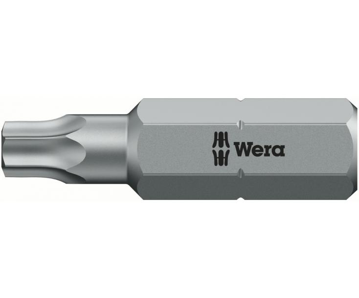 867/1 Z BO Насадка для винтов TORX TX 15 х 25 Wera WE-066505