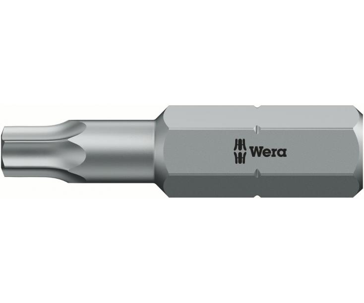Бита TX 25/100 мм Wera 867/2 Z TORX WE-066936