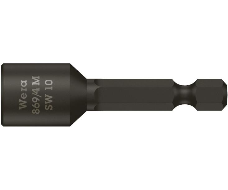 Вставка торцовых ключей Wera 869/4 M WE-060420 5.5 х 50 магнитная