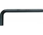 Г-образный ключ 7 мм, метрический, Wera 950 BM BlackLaser WE-027210