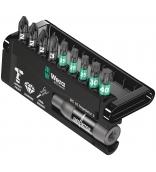 Bit-Check 10 Impaktor 3 Набор насадок (PZ, TX) и держатель Wera WE-057683
