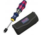 Kraftform Kompakt 20 Набор насадок Red Bull Racing SL, PH, PZ с сумкой, Wera WE-227702