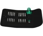 Kraftform Kompakt 41 Набор насадок (TORX BO, PH, PZ) с сумкой, Wera WE-059299