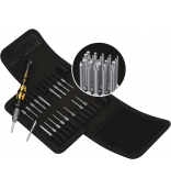Набор отверток PH TORX TORX+ SL FL Wera Kraftform Kompakt Micro-Set ESD/20 SB WE-073671