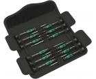 Набор отверток PH HEX SL TORX HF для электронщиков Wera Kraftform Micro-Set/12 SB 1 WE-073675