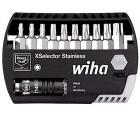 Набор с битами TORX XSelector Stainless 7944-5ST5 Wiha 32911, 11 предметов