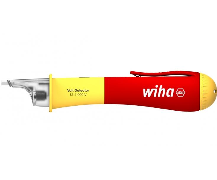 Бесконтактный индикатор напряжения 12-1000 В Wiha 43797