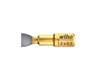 Бита Wiha DuraBit шлицевая 7010 DR 23106 0.8 х 5.5 x 25