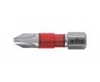 Бита Wiha MaxxTor Phillips 7011 M9T 38204 PH2 х 29 крестовая