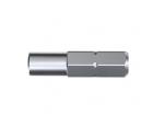 "Адаптер для Wiha Micro bit 7103 39964 1/4"" магнитный"