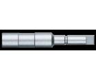 890/8/1 K Универсальный держатель со стопорным кольцом и магнитом Wera WE-052475