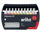 Набор с битами HEX Wiha XSelector SIT 7944-995 27321, 11 предметов