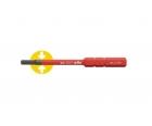 Бита Wiha SoftFinish electric slimBit Hex 2831-18 37227 6 х 75 х 5.5Нм