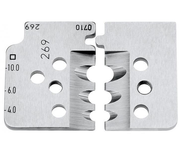 1 пара запасных ножей для KN-121212 Knipex KN-121912