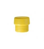 Головка желтая для молотка Wiha Safety 831-5 26427 из среднетвердого полиуретана