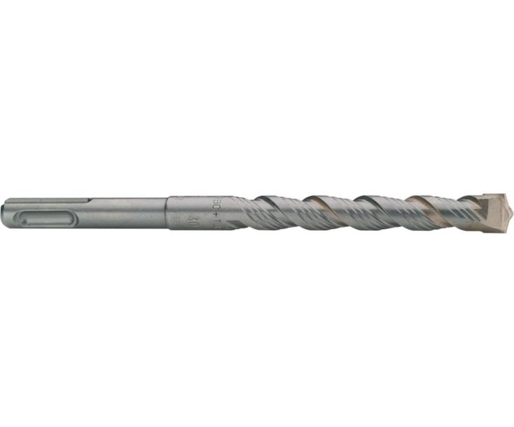 Бур для перфоратора Keil MS5 TURBOKEIL 6,5 х 210 мм 253065210 c 2 резцами и хвостовиком SDS-PLUS