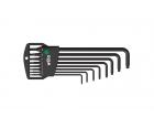 Набор штифтовых ключей со сферической головкой TORX Wiha Classic 366BE H8 32394 8 предметов