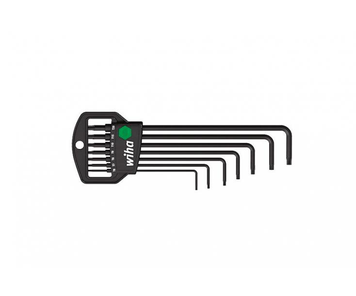Набор штифтовых ключей TORX Wiha Classic 366 H7 34738 7 предметов