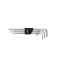 Набор штифтовых ключей со сферической головкой HEX Wiha Compact SB 369 H9 02292 9 пр. в блистере